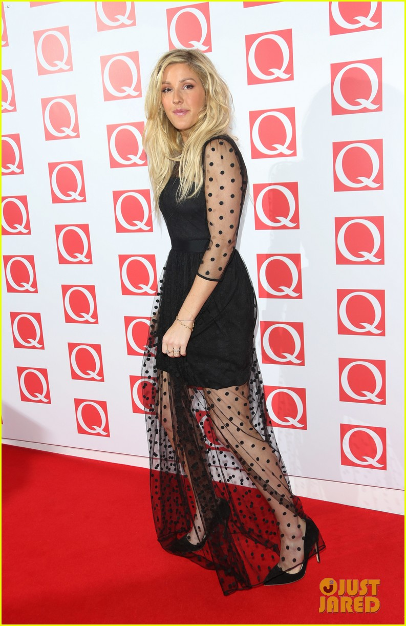 ellie goulding jake bugg q awards 2013 082976482