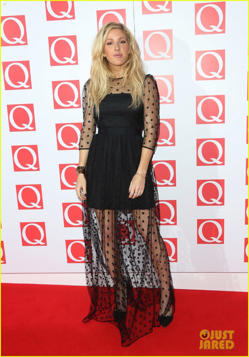 ellie goulding jake bugg q awards 2013 13