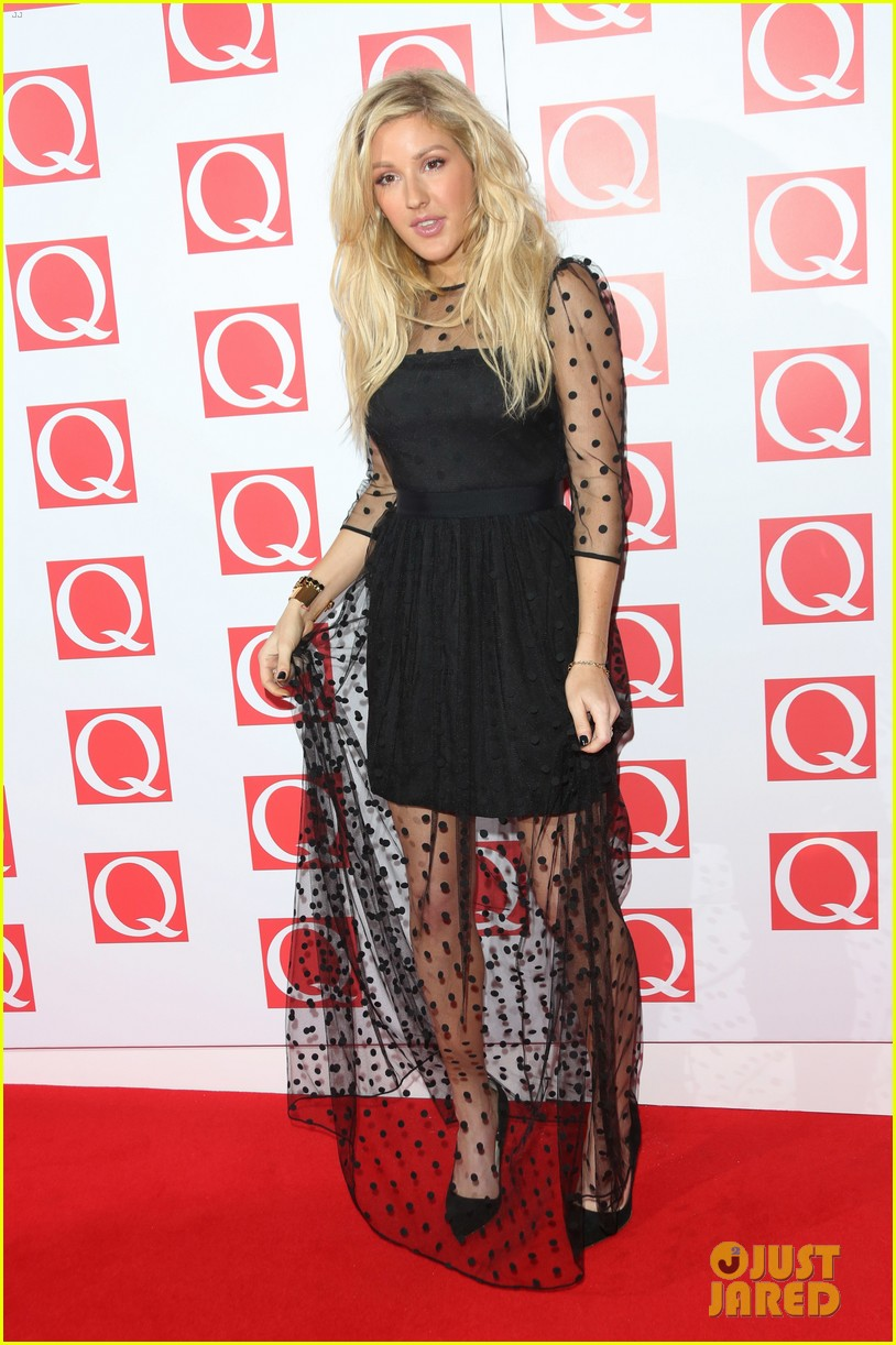 ellie goulding jake bugg q awards 2013 142976488