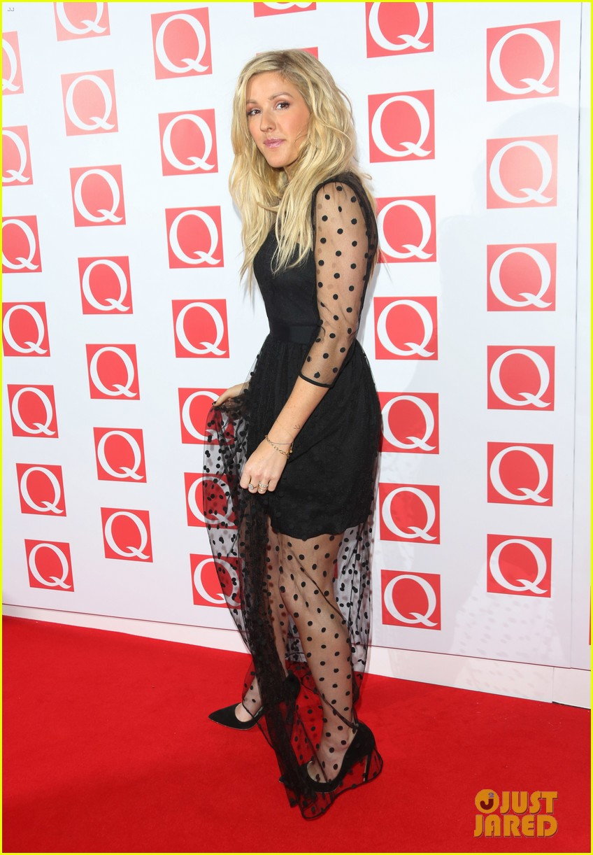 ellie goulding jake bugg q awards 2013 152976489