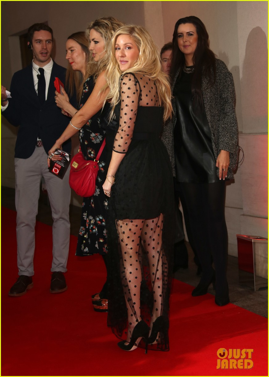 ellie goulding jake bugg q awards 2013 16