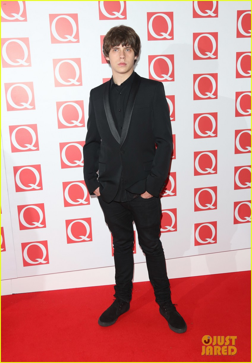 ellie goulding jake bugg q awards 2013 17