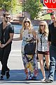 ashley greene paul koury hold hands after lunch date 05