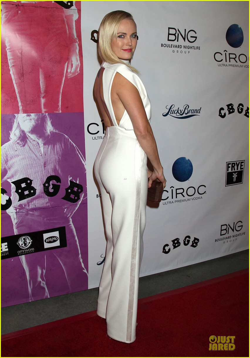 ashley greene malin akerman cbgb hollywood premiere 03