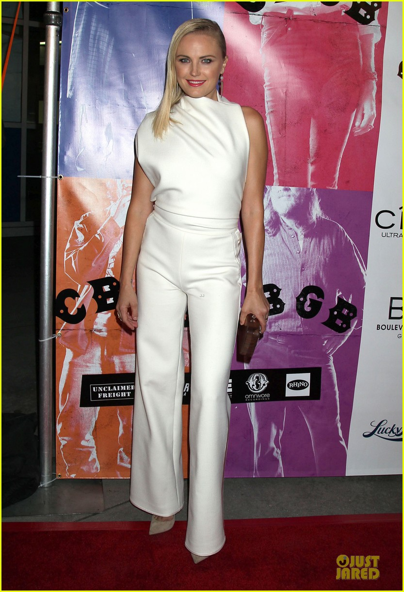 ashley greene malin akerman cbgb hollywood premiere 13