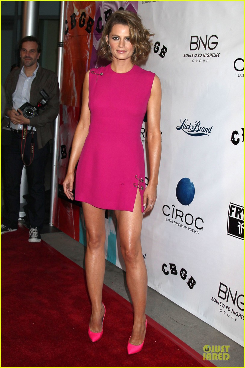 ashley greene malin akerman cbgb hollywood premiere 23