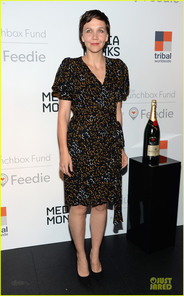 maggie gyllenhaal liv tyler the lunchbox fund fall fete 012969446