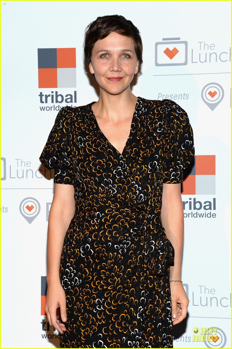 maggie gyllenhaal liv tyler the lunchbox fund fall fete 06