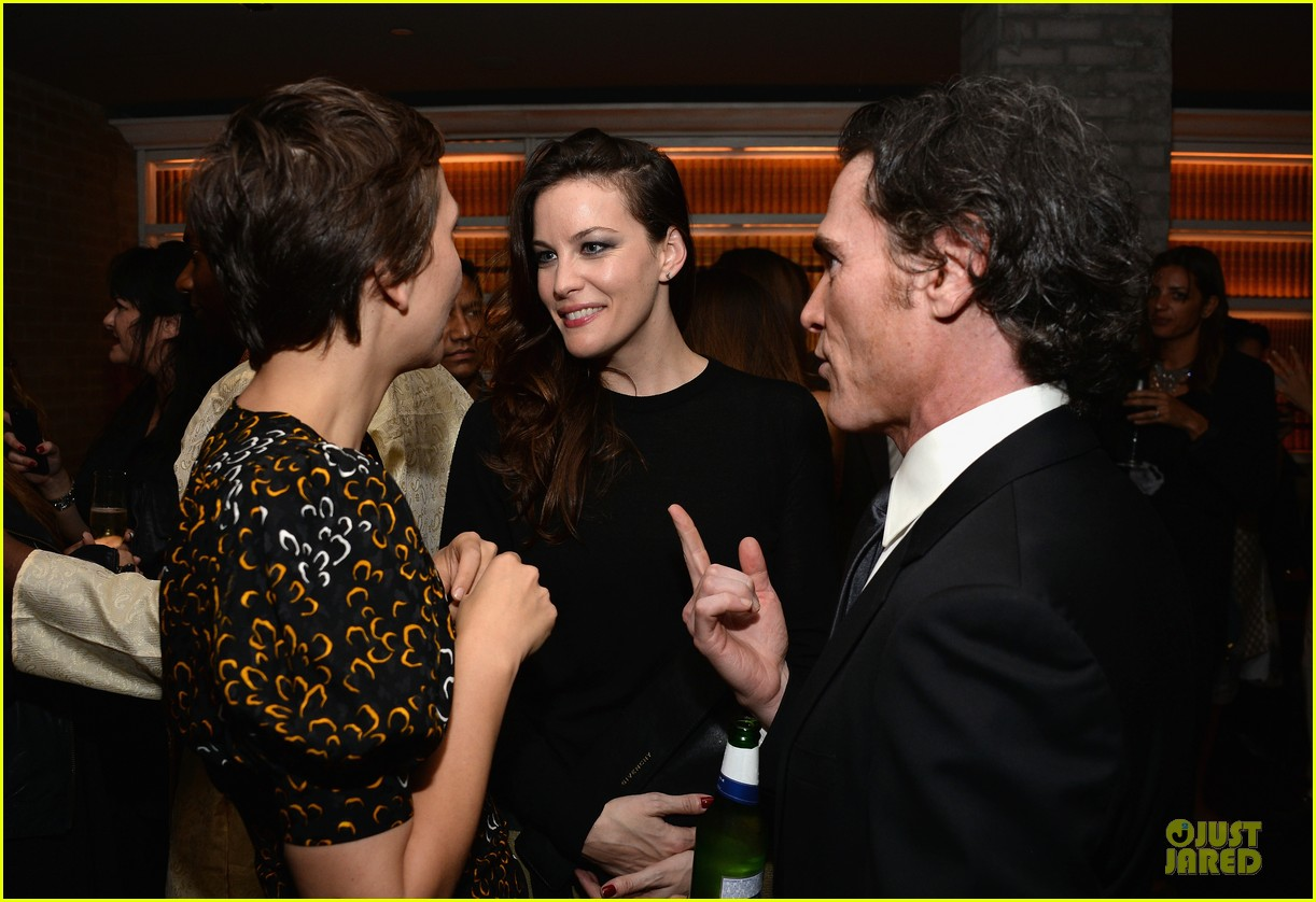 maggie gyllenhaal liv tyler the lunchbox fund fall fete 122969457