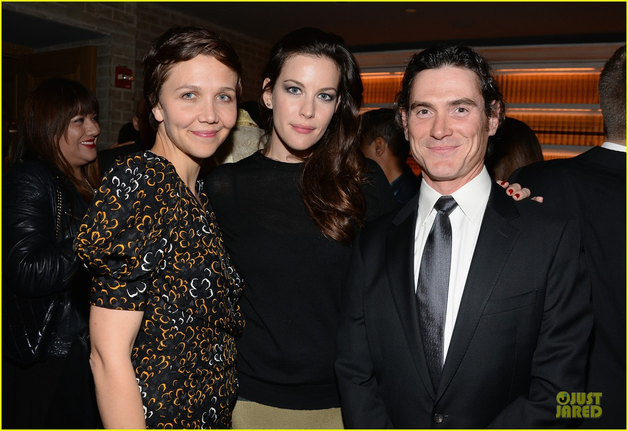 maggie gyllenhaal liv tyler the lunchbox fund fall fete 142969459