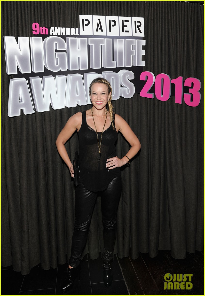 chelsea handler ciara paper nightlife awards 2013 022974315
