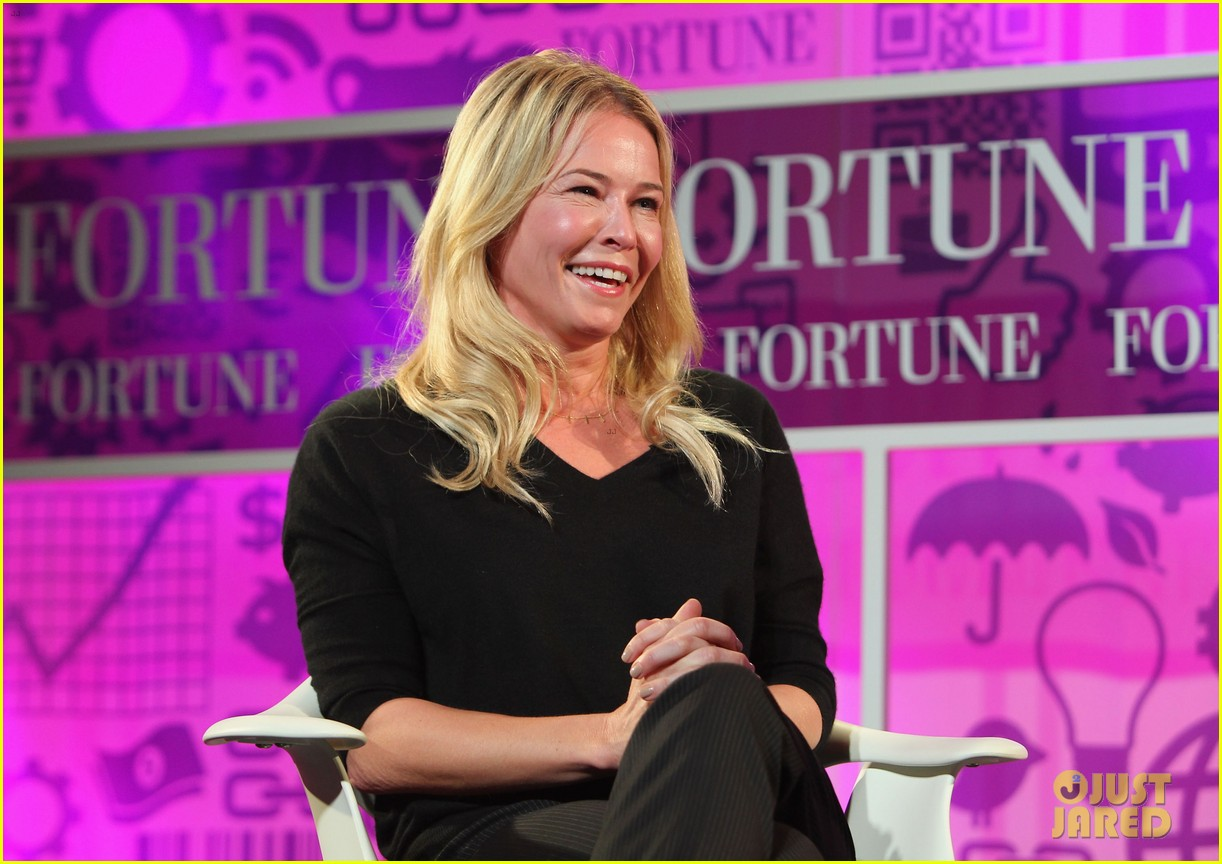 chelsea handler interviews diana nyad at fortune summit 012973248