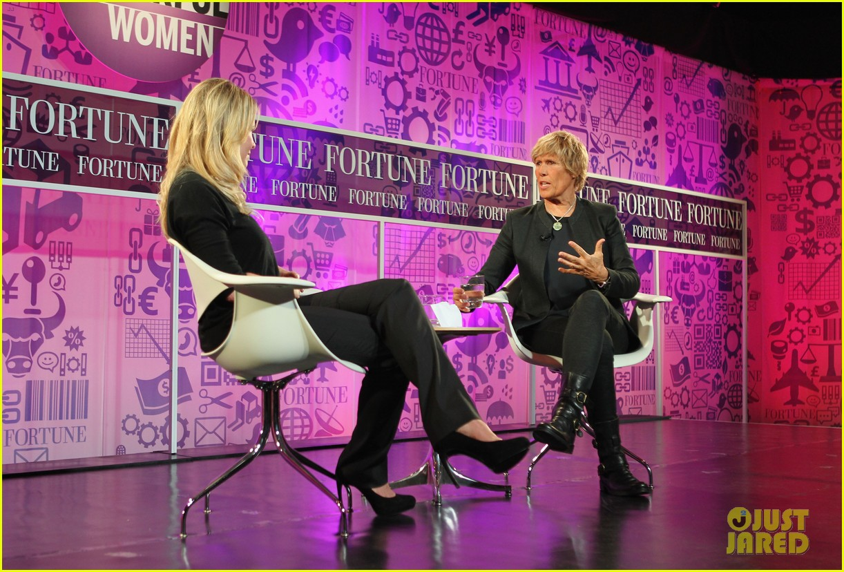 chelsea handler interviews diana nyad at fortune summit 072973254
