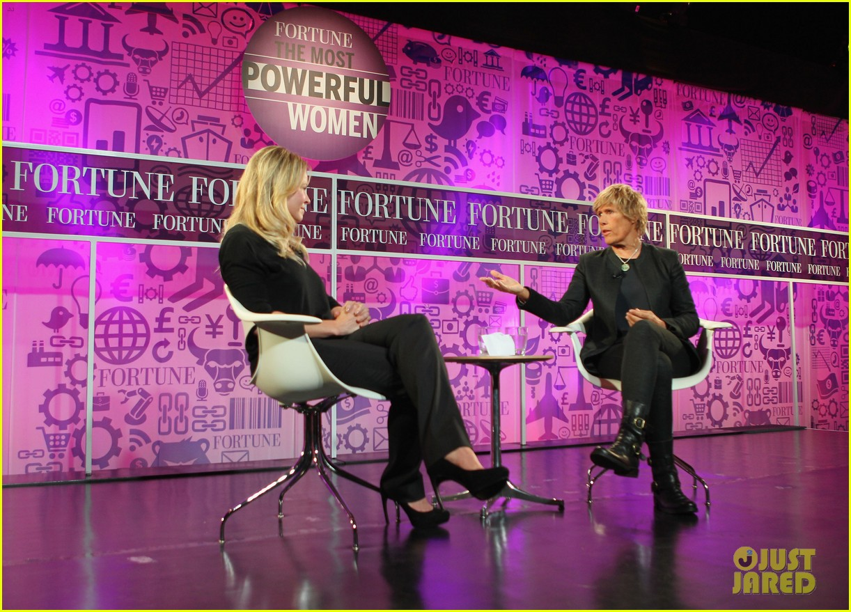 chelsea handler interviews diana nyad at fortune summit 092973256