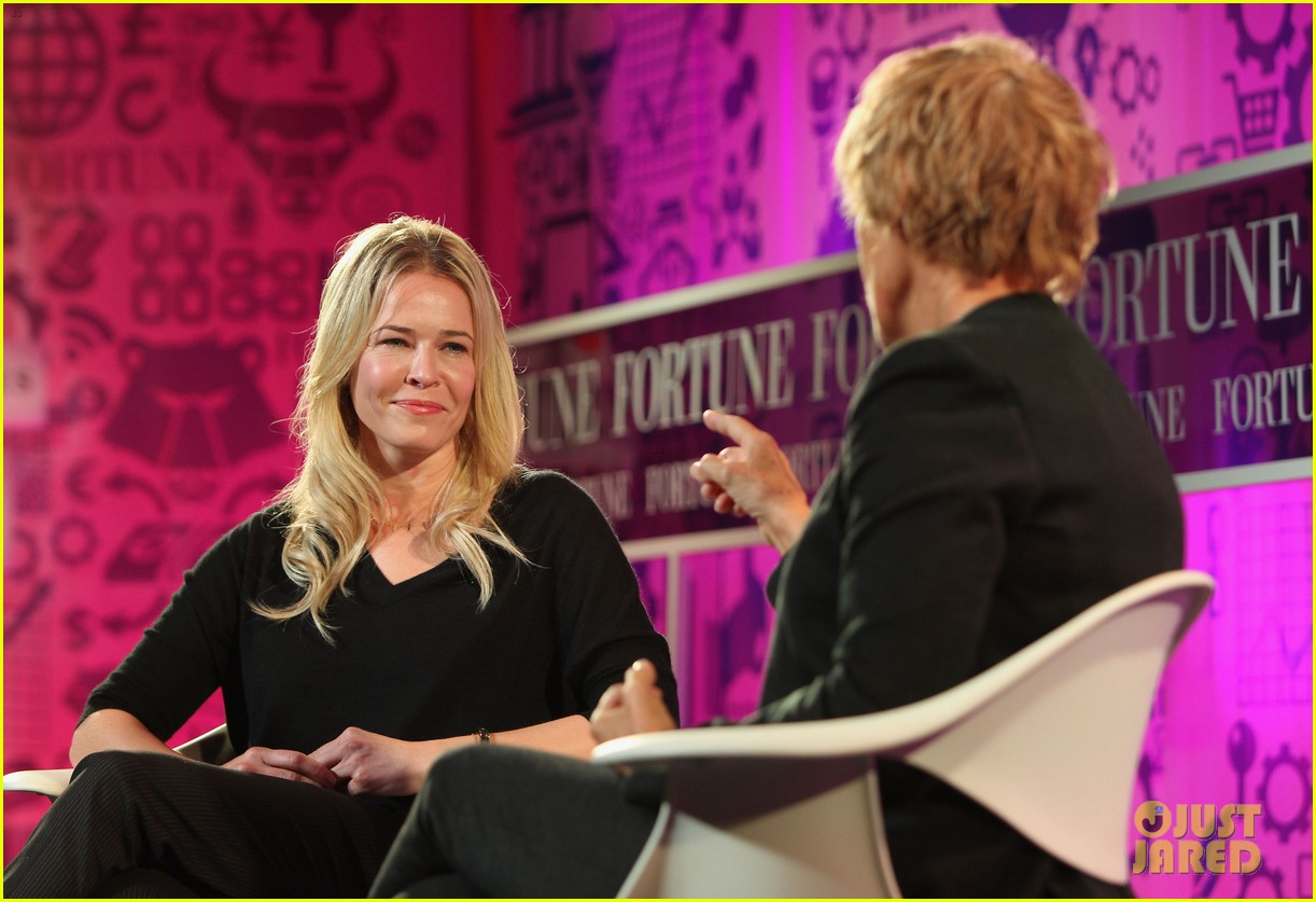 chelsea handler interviews diana nyad at fortune summit 142973261