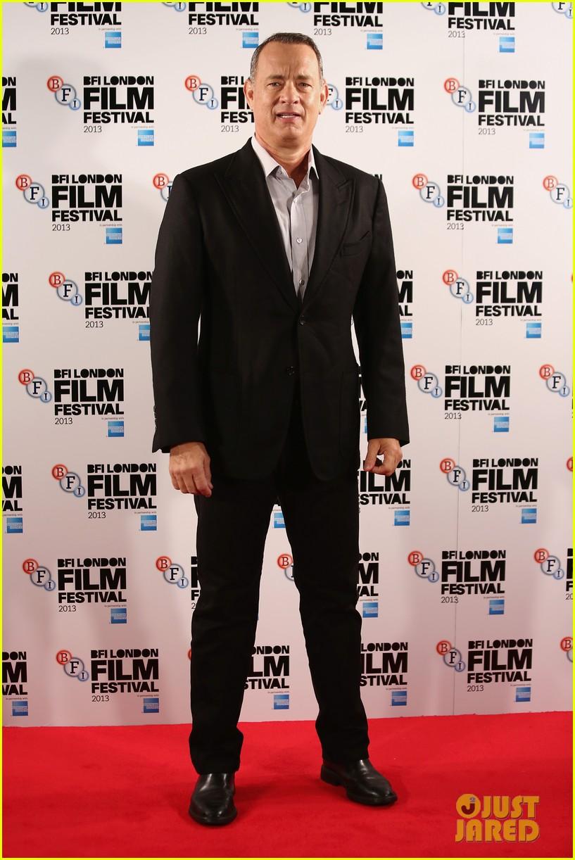 tom hanks captain phillips at the bfi film festival 052969108