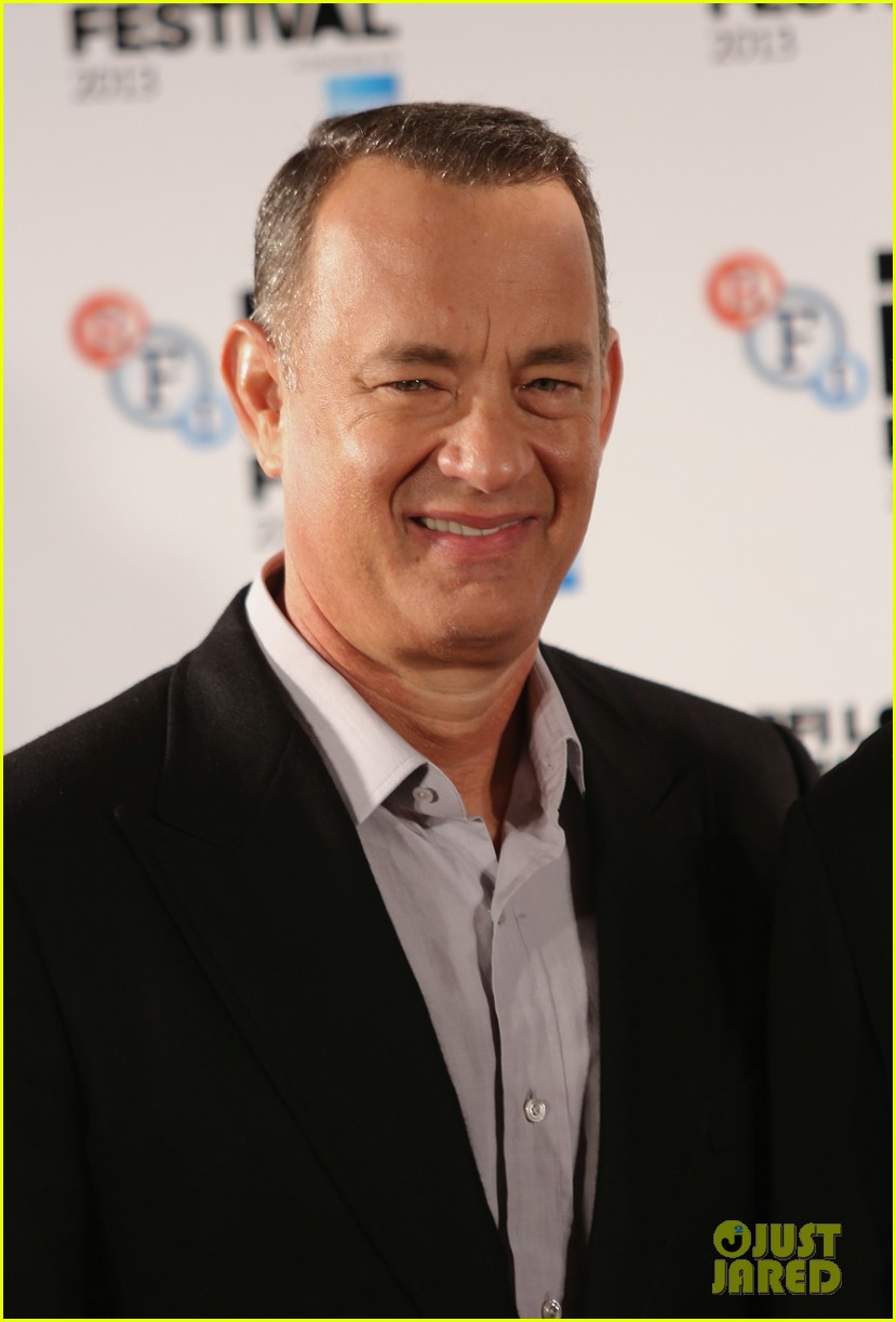 tom hanks captain phillips at the bfi film festival 062969109
