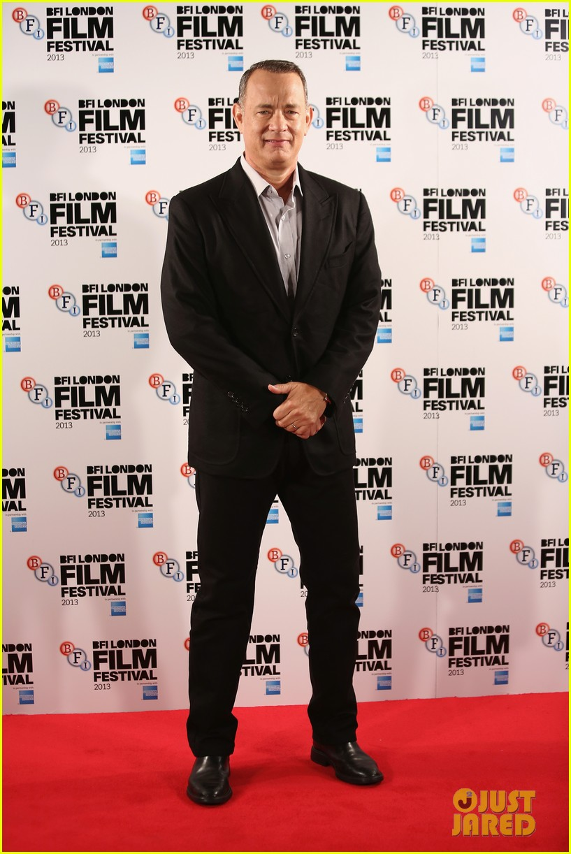 tom hanks captain phillips at the bfi film festival 072969110