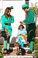alyson hannigan family leprechaun halloween costume 2013 03