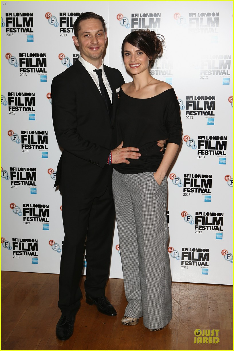 tom hardy charlotte riley locke bfi film fest screening 12