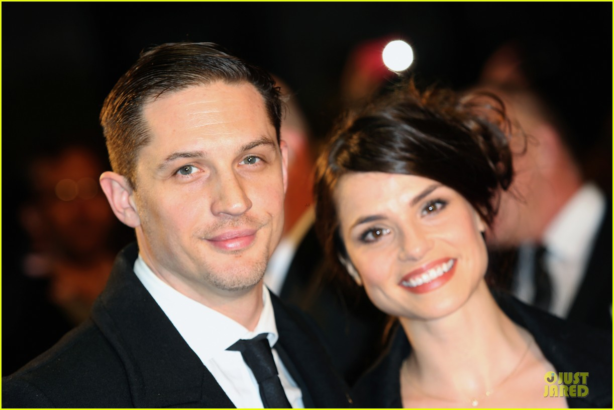 tom hardy charlotte riley locke bfi film fest screening 152974639