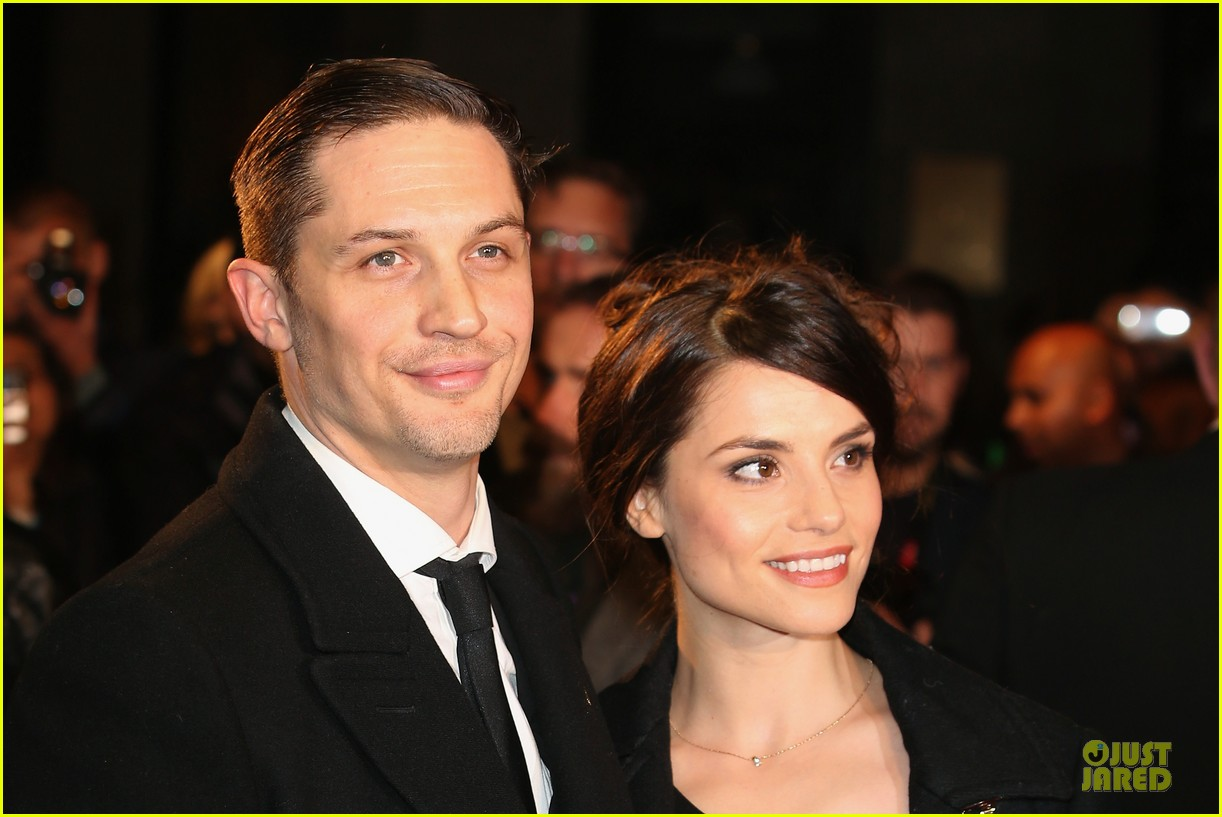 tom hardy charlotte riley locke bfi film fest screening 212974645