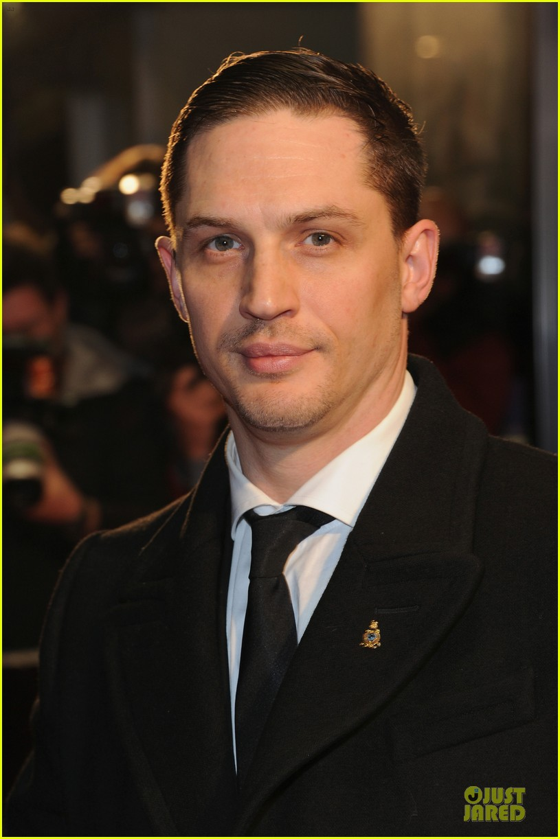tom hardy charlotte riley locke bfi film fest screening 23