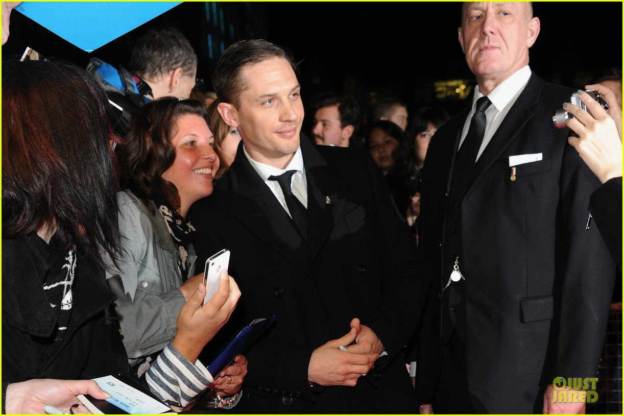 tom hardy charlotte riley locke bfi film fest screening 242974648