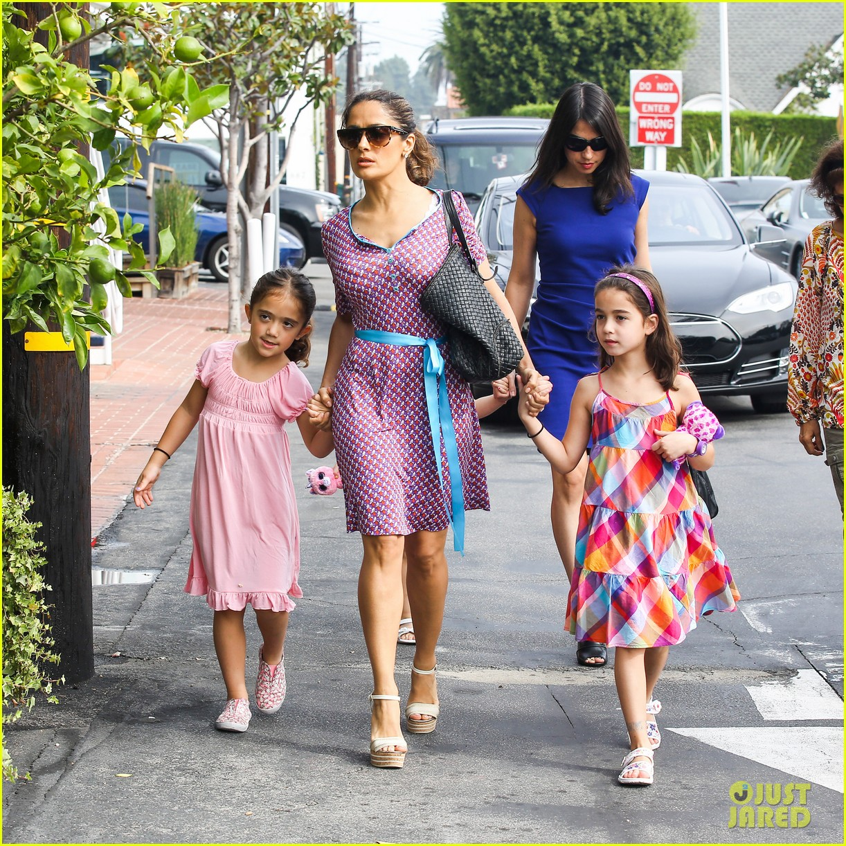 salma hayek fun filled weekend with the family 122981609