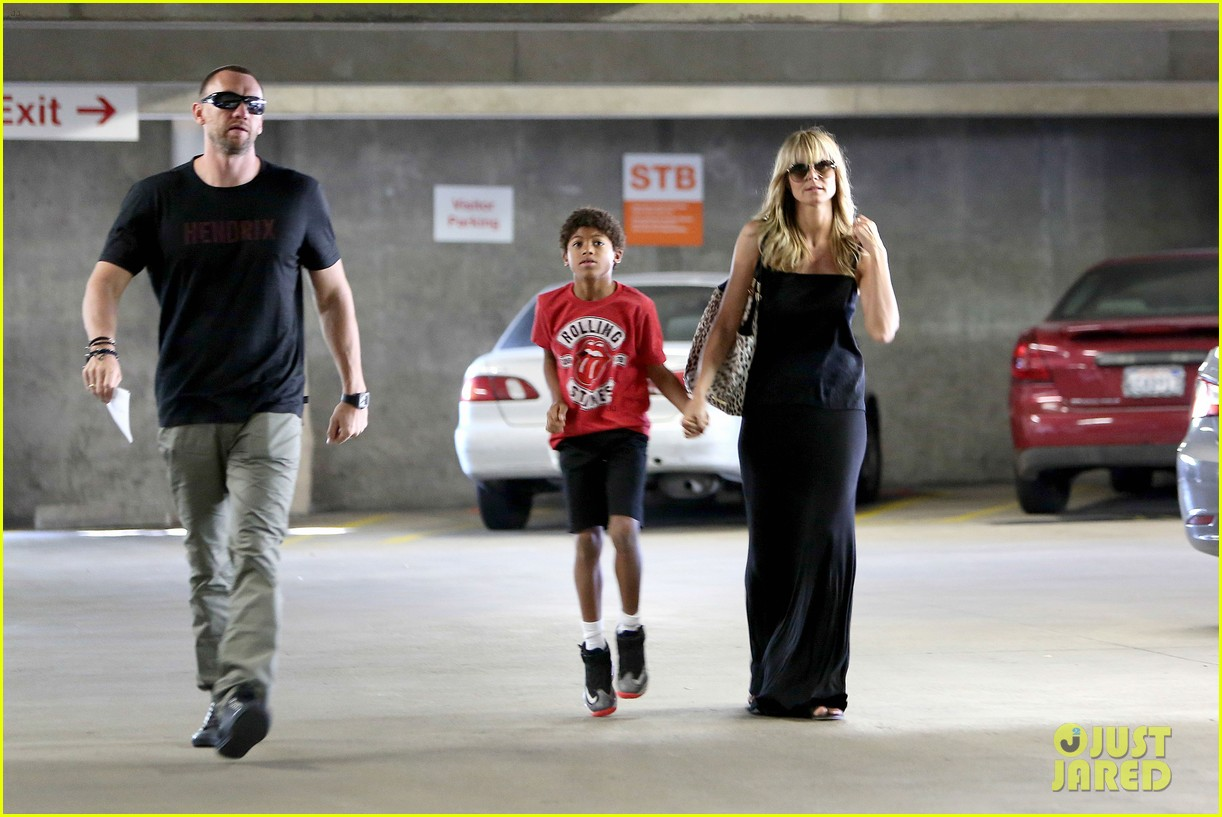 heidi klum lands in nyc after la hospital visit 102975855