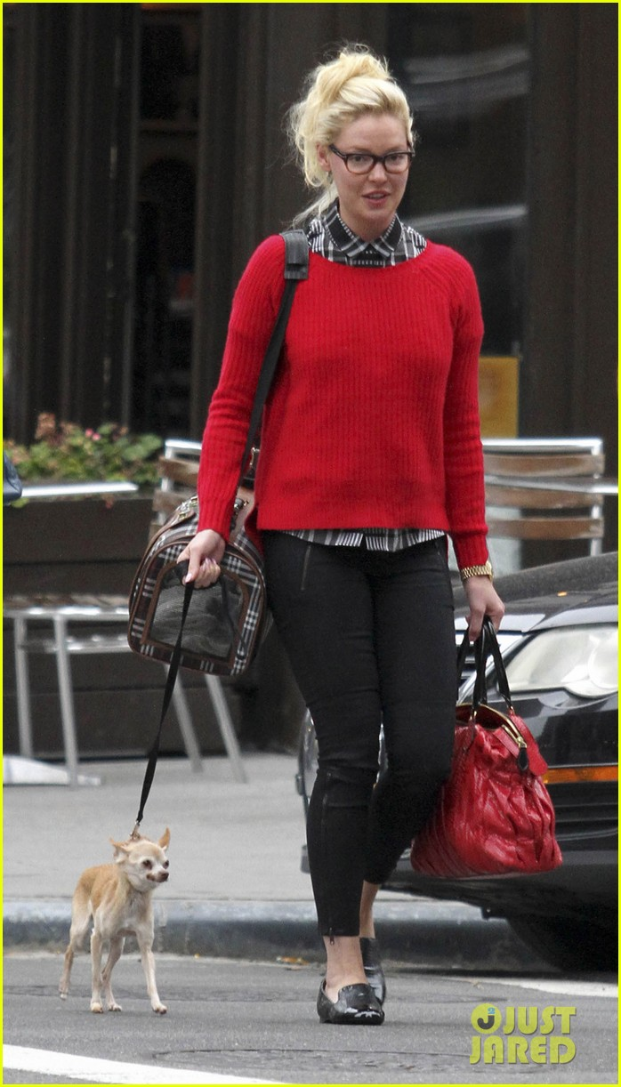 katherine heigl josh kelley tribeca stroll with mom nancy 012967677