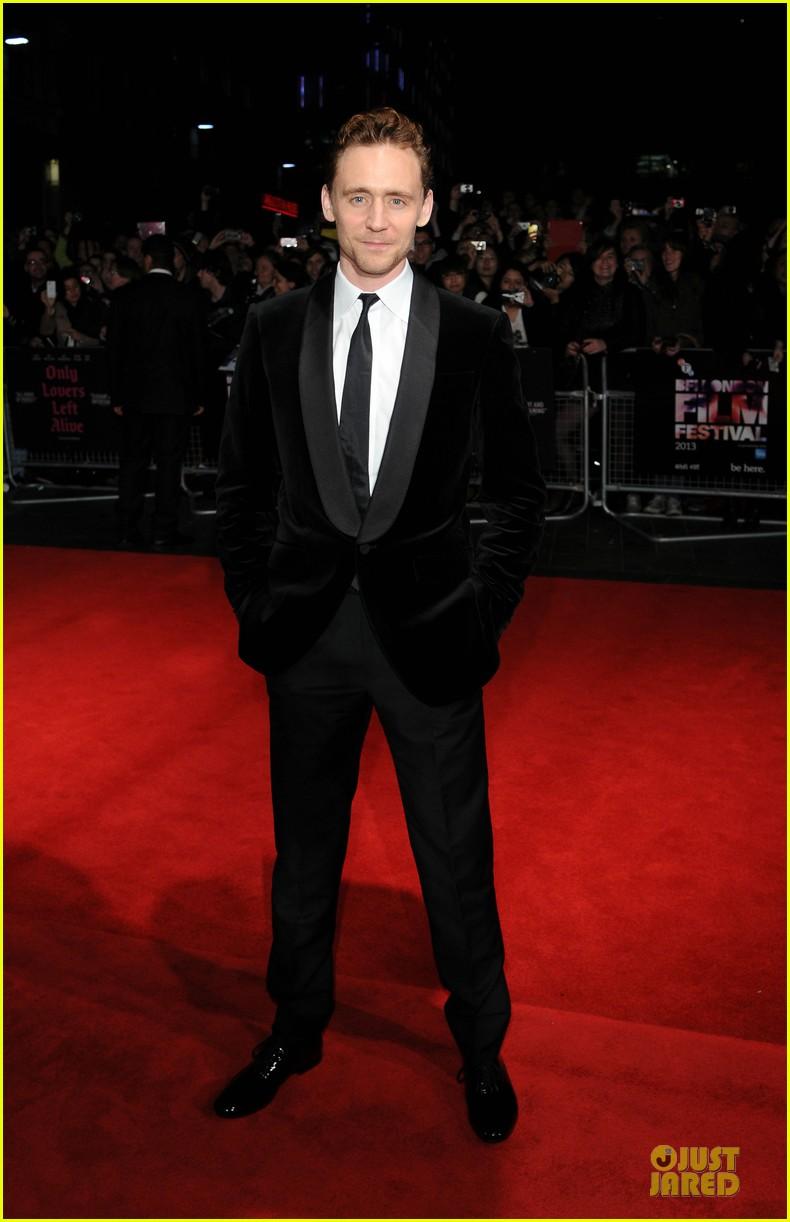 tom hiddleston only lovers left alive screening at bfi fest 012974976