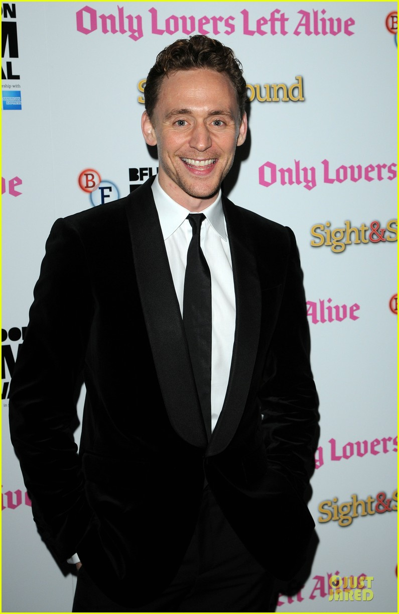 tom hiddleston only lovers left alive screening at bfi fest 042974979