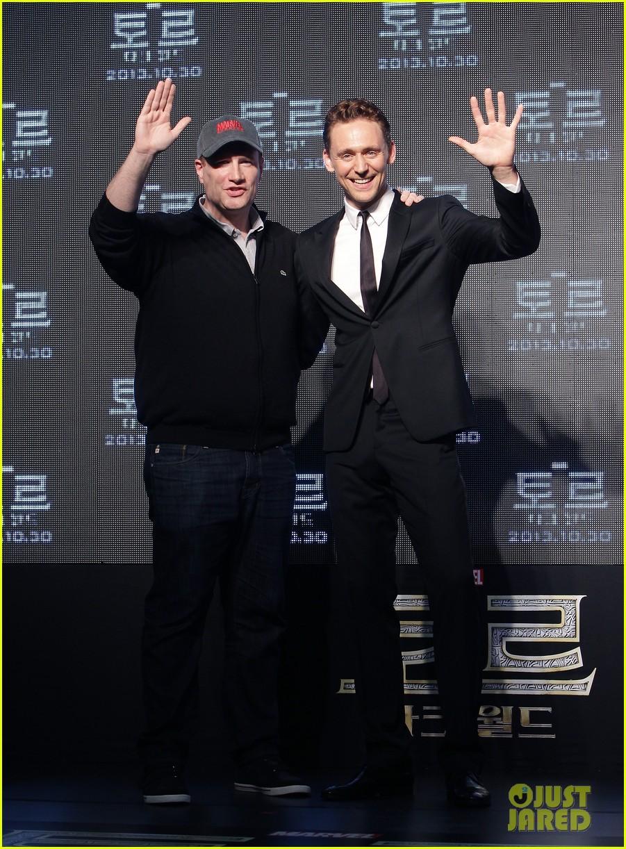 tom hiddleston thor the dark world south korea premiere 092971889