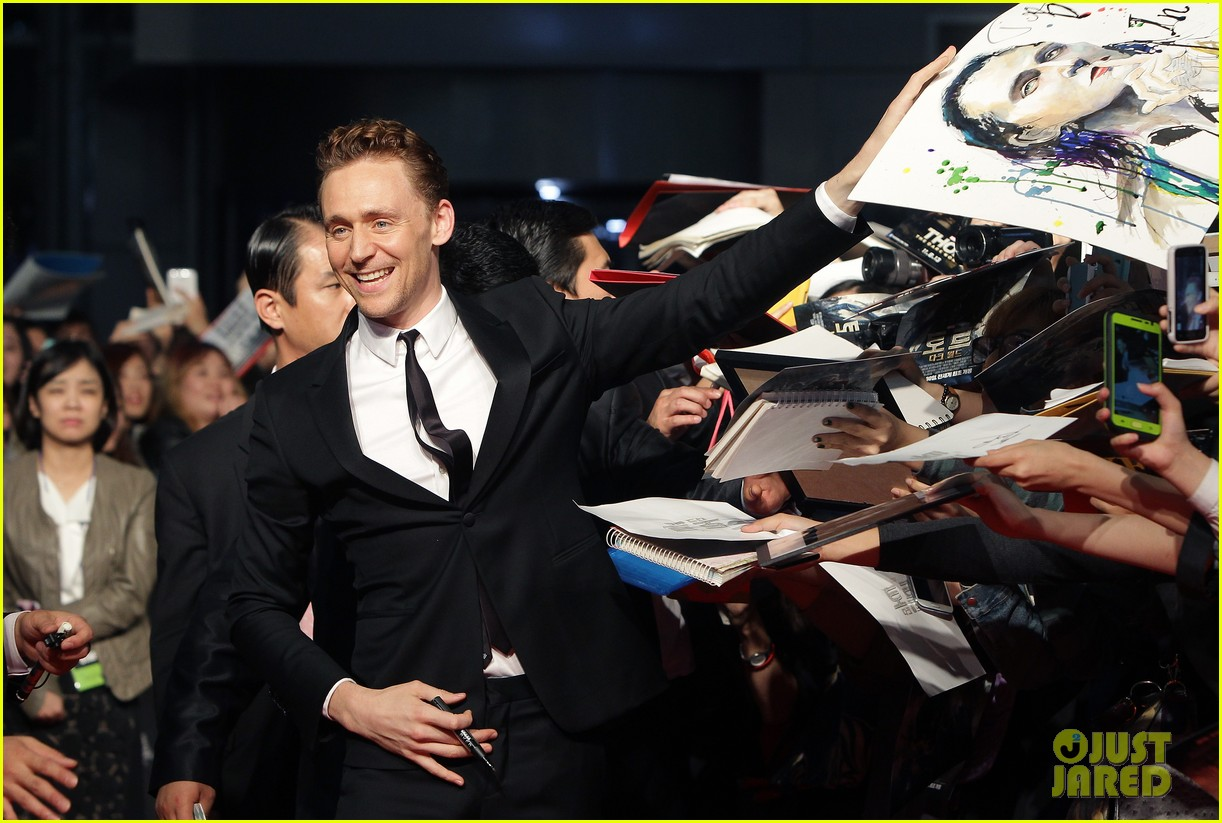 tom hiddleston thor the dark world south korea premiere 122971892