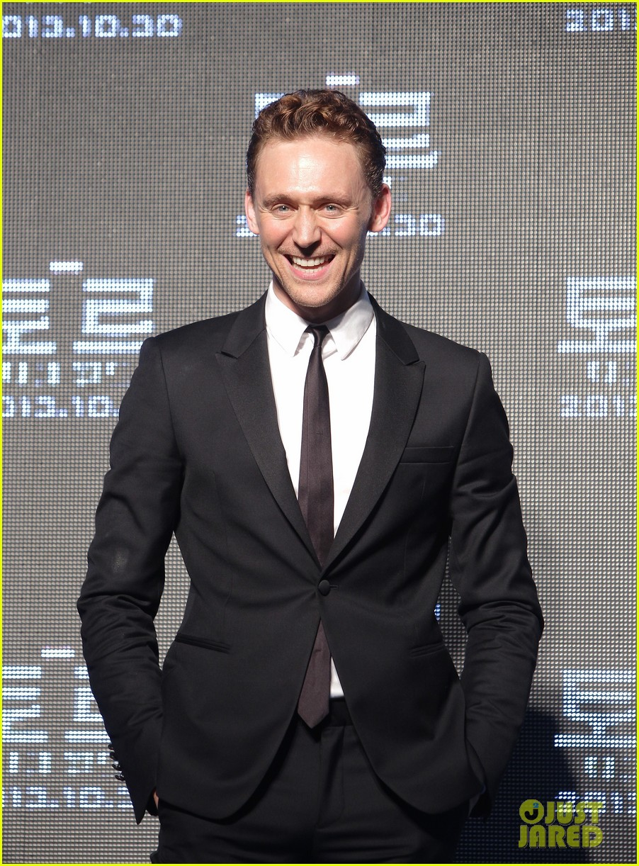 tom hiddleston thor the dark world south korea premiere 152971895