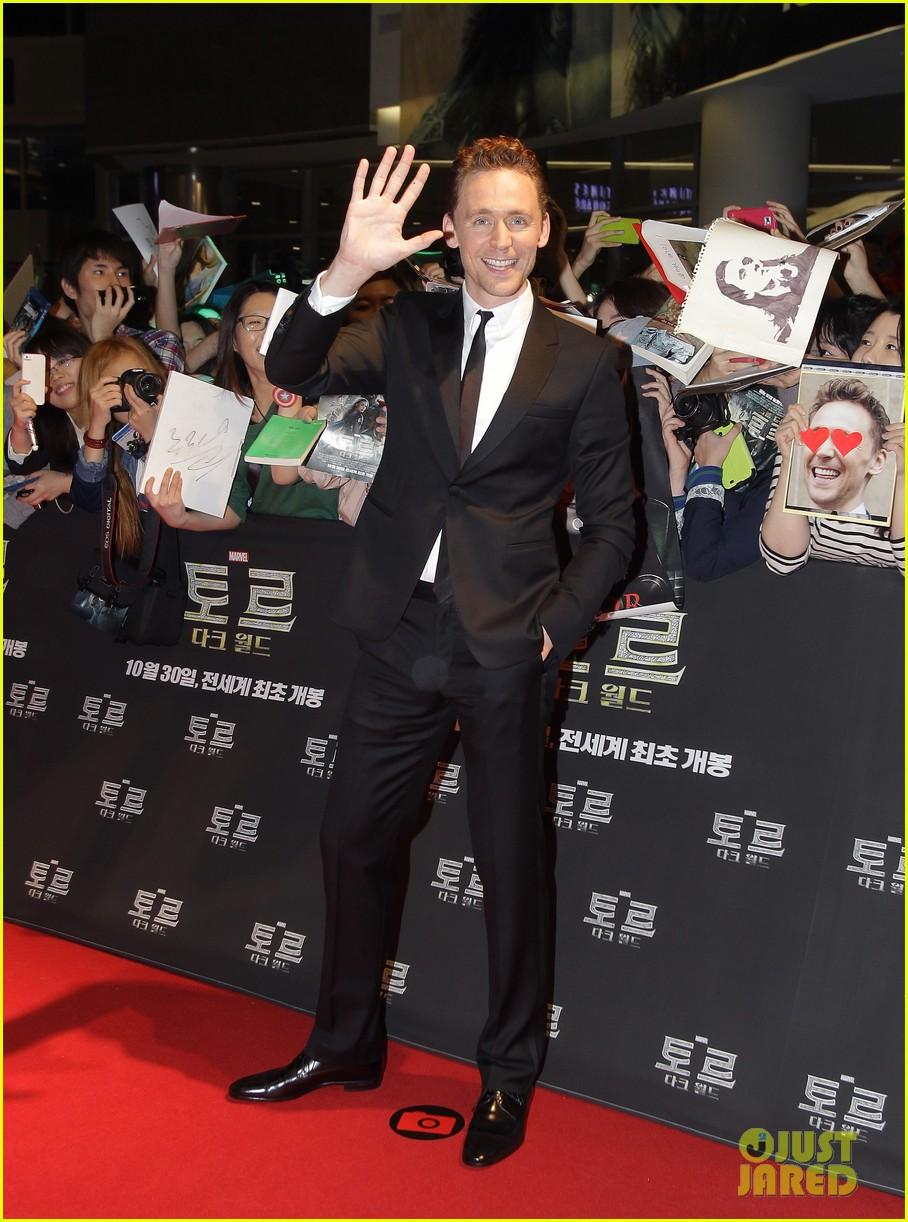 tom hiddleston thor the dark world south korea premiere 172971897