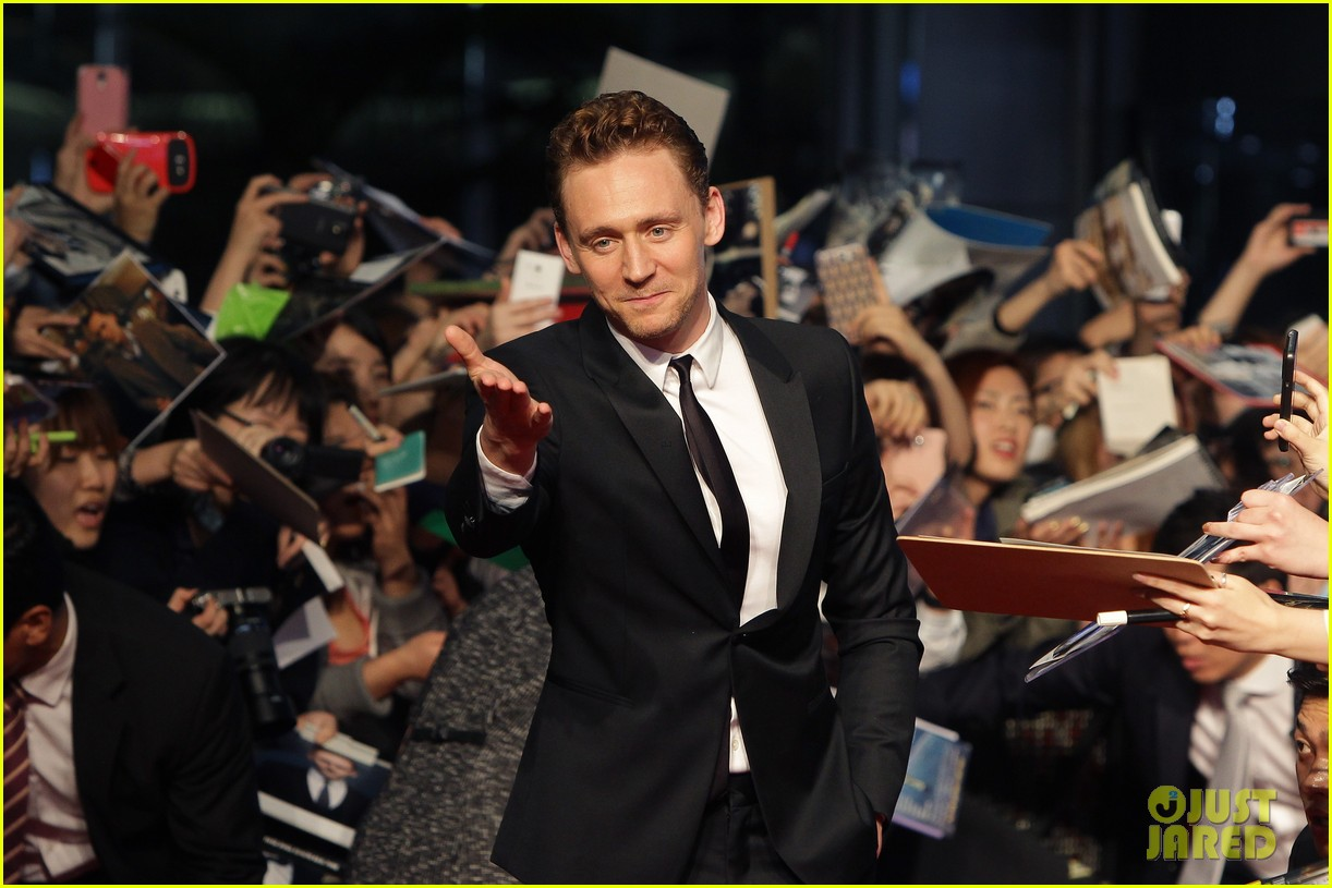 tom hiddleston thor the dark world south korea premiere 182971898