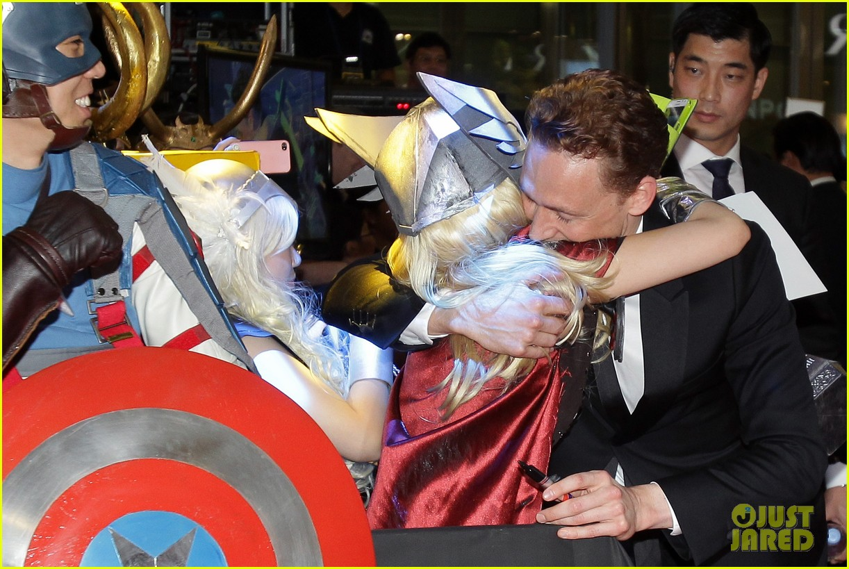 tom hiddleston thor the dark world south korea premiere 212971901