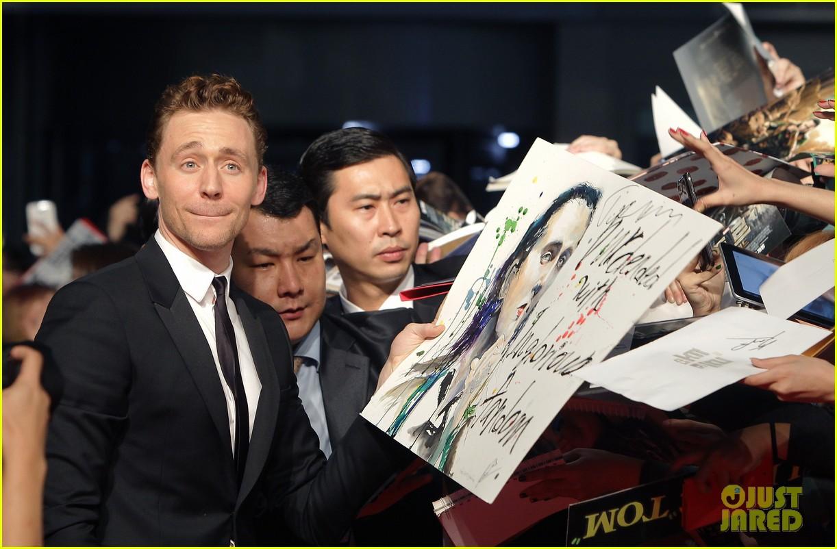 tom hiddleston thor the dark world south korea premiere 292971909