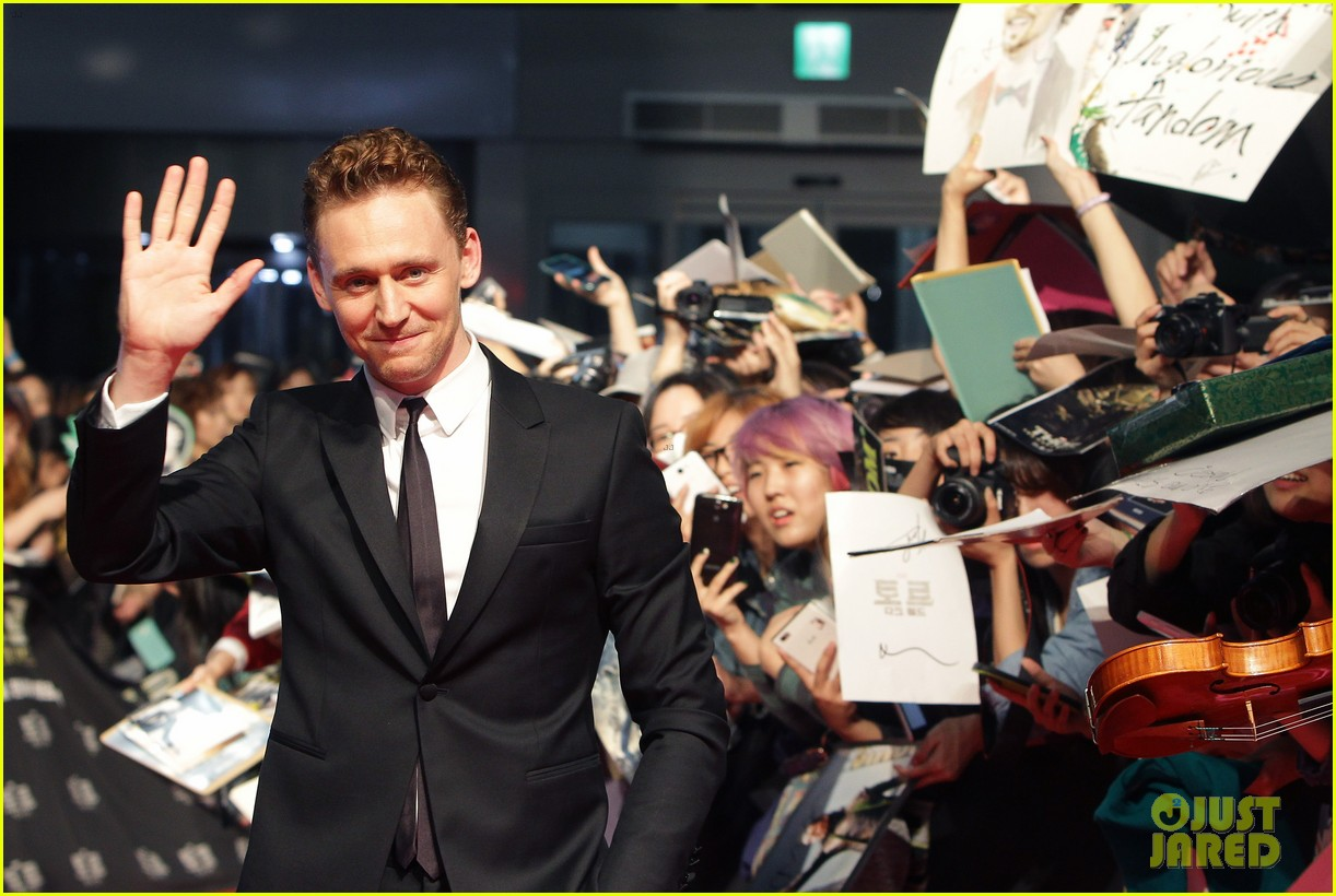 tom hiddleston thor the dark world south korea premiere 302971910