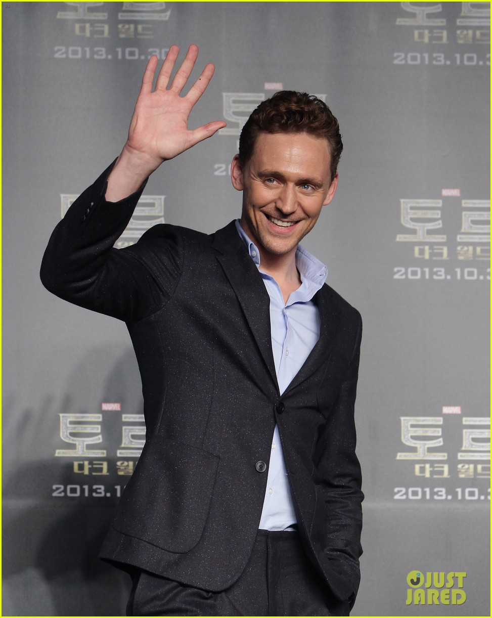 tom hiddleston thor the dark world seoul press conference 022971651