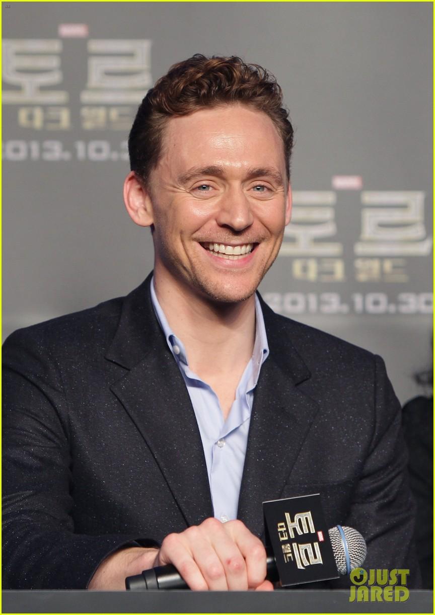 tom hiddleston thor the dark world seoul press conference 042971653