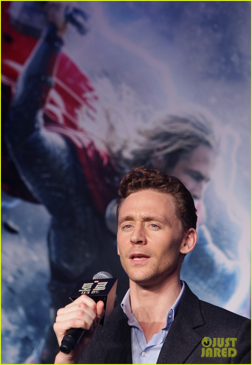 tom hiddleston thor the dark world seoul press conference 062971655