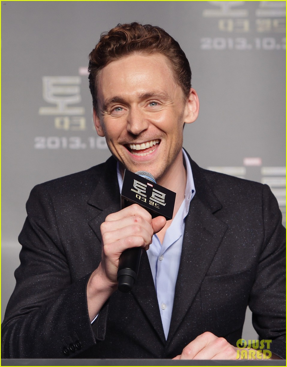 tom hiddleston thor the dark world seoul press conference 12
