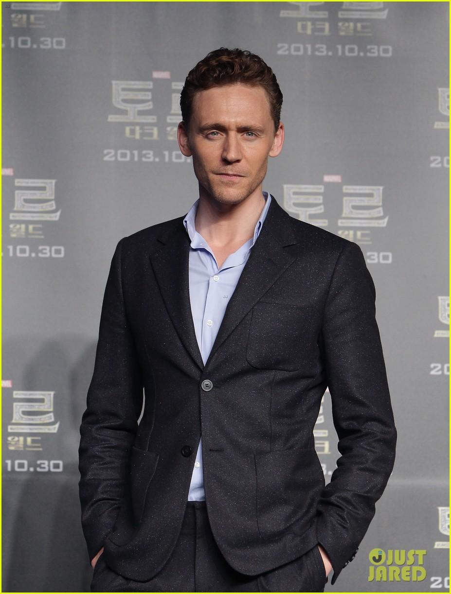 tom hiddleston thor the dark world seoul press conference 13
