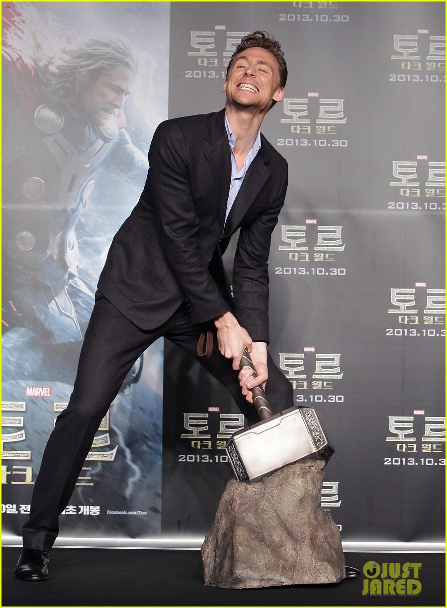 tom hiddleston thor the dark world seoul press conference 152971664