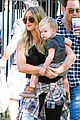 hilary duff mike comrie halloween party with luca 02