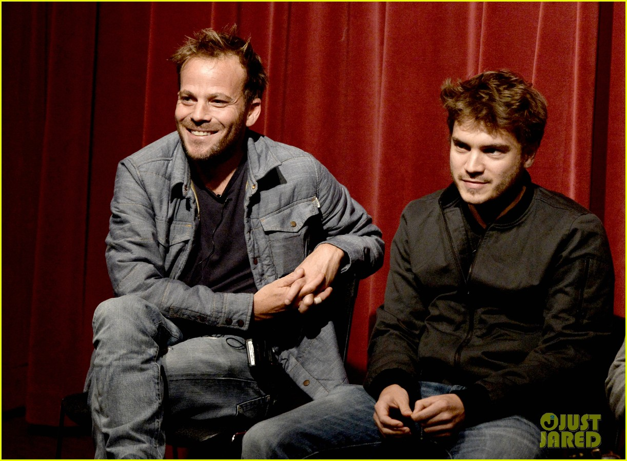 emile hirsch stephen dorff the motel life screening 072968941