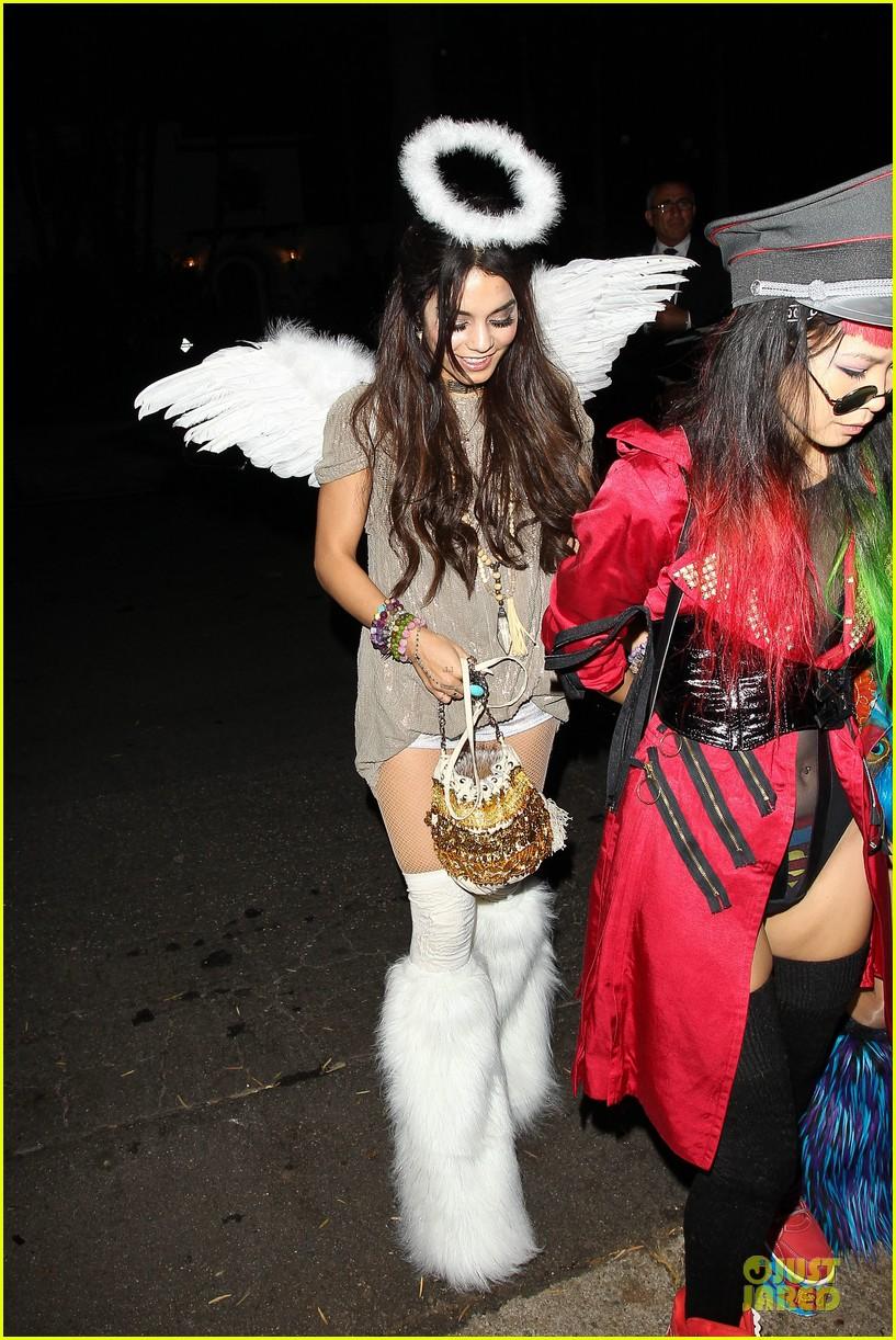 vanessa hudgens angel at casamigos halloween party 2013 012979549